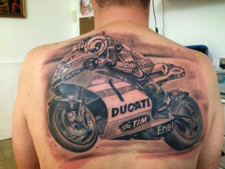 tatuajes de motos 3