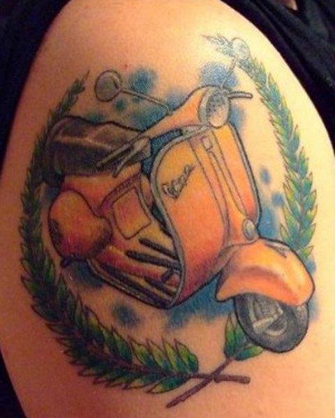 tatuajes de motos 4