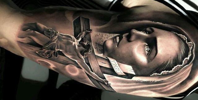 tatuajes religiosos 5