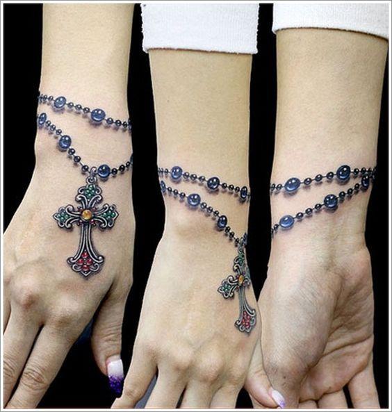 tatuajes religiosos en muñeca 1