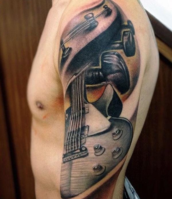 guitarras 3d 2 1