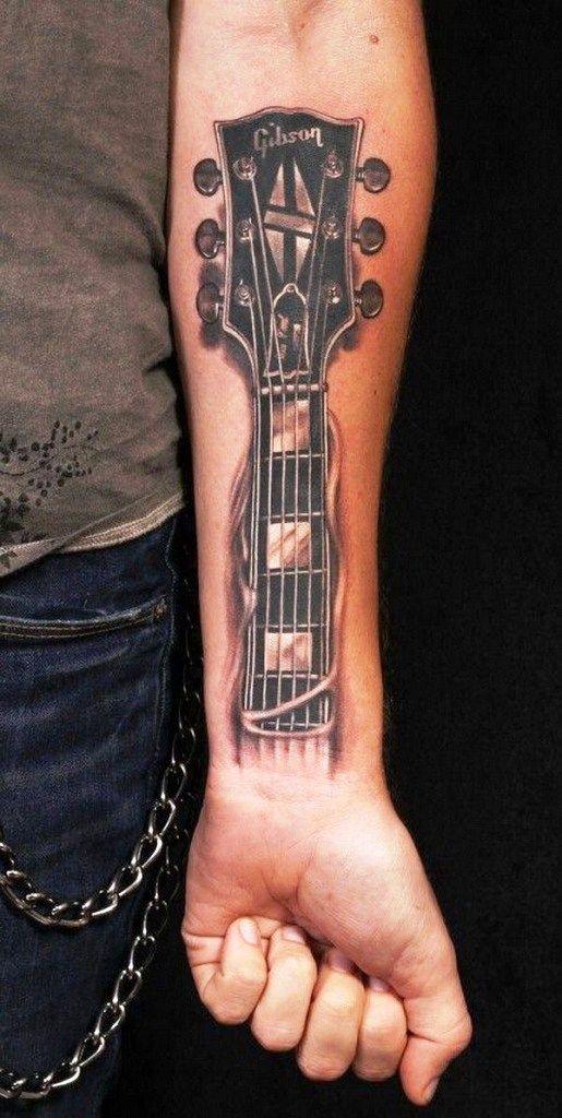 guitarras hombres 1 1 - tatuajes de guitarras