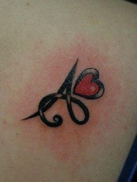 imagenes iniciales 2 - tatuajes de iniciales