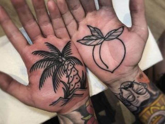 palmas o palmera 1 2