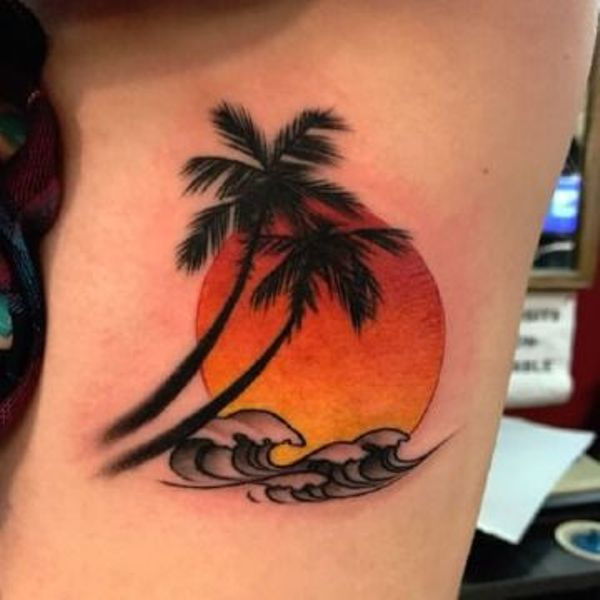 palmas y playa 6 2