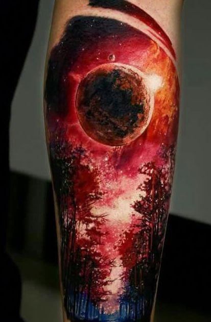 tatuajes de planetas 3 1 - tatuajes de planetas