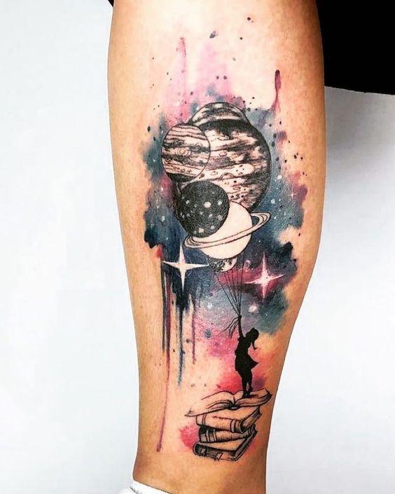 tatuajes de planetas 5 1