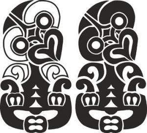 tatuaje maorie hei tiki 300x271